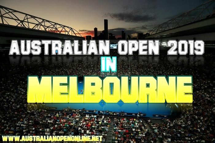 Australian Open 2019 Tennis In Melbourne