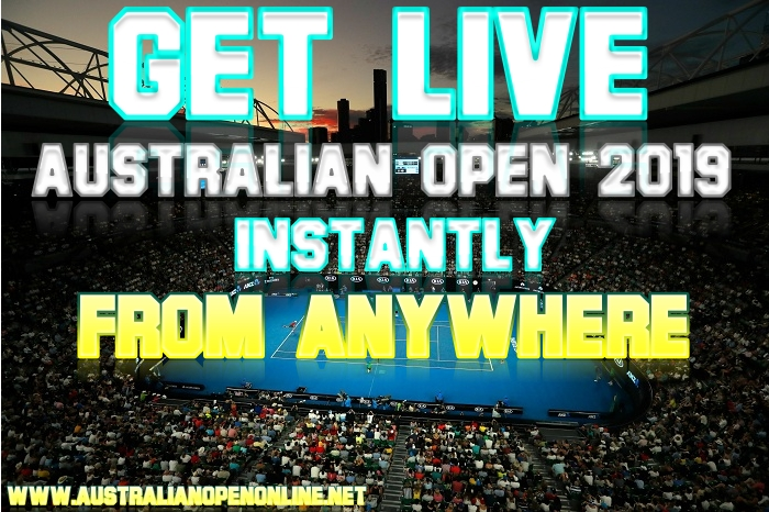 Get Live Australian Open Instantly From Anywhere