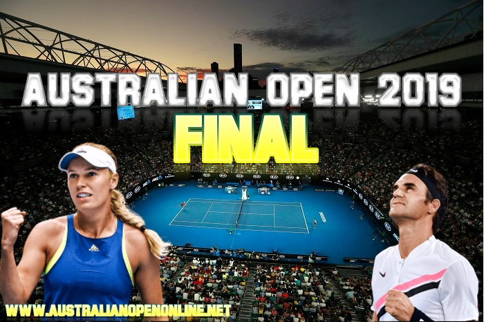 Australian Open Tennis 2019 Finals