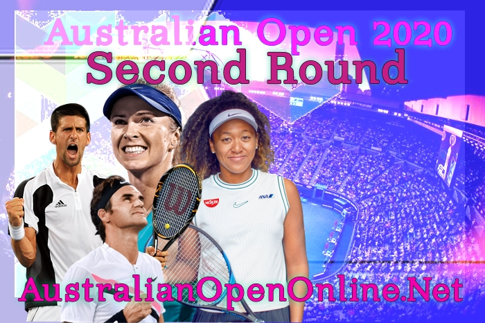 2018 Australian Open Second Round Live