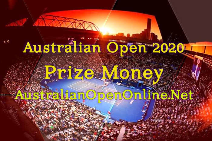 2019 Australian Open Total Purse increased