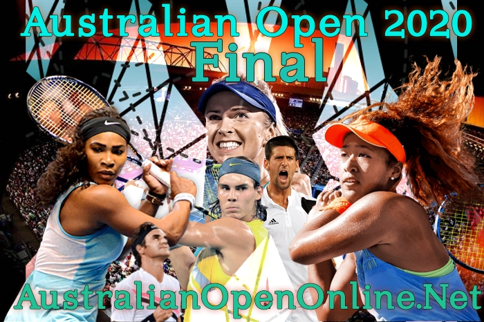 Watch Australian Open Tennis 2018 Finals Live