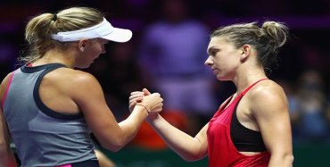Simona Halep Vs Caroline Wozniacki Final Live