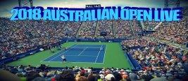 2018 Australian Open Live