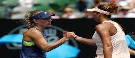 Angelique Kerber vs Madison Keys Quarterfinal Live