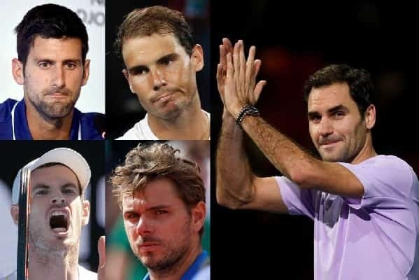 Australian Open 2018 Winners of Change