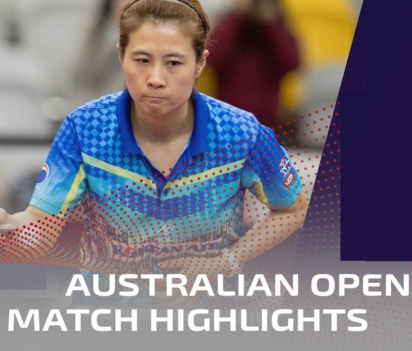 Australian Open Highlights