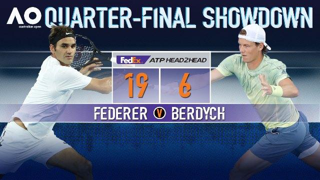 Australian Open Quarter Finals