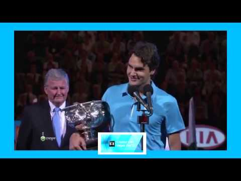 Australian Open Videos