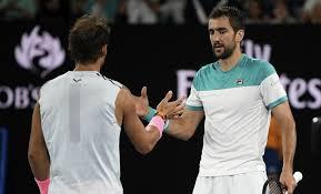 Rafael Nadal vs Marin Cilic Quarterfinal Live Stream