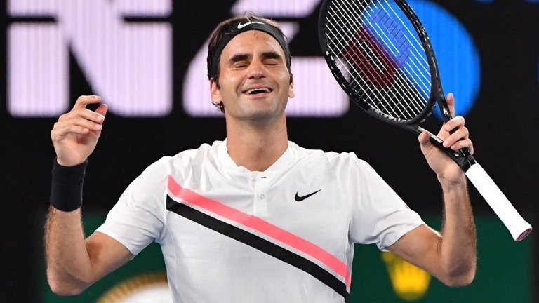 Roger Federer got 20 times Grand Slams titles