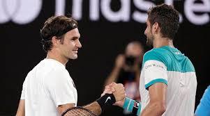 Roger Federer vs Marin Cilic Final 2018 Live