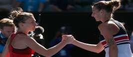 Simona Halep vs Karolina Pliskova Live Online