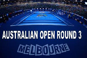 Watch Australian Open Round 3 Streaming